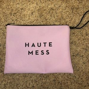 "MILLY ""Haute Mess"" bag"